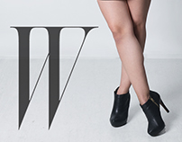 W Magazine Cover Photography