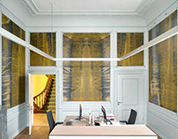 JANSKERKHOFPANELS PERIOD ROOMS