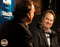 Sirius XM Event with Jim Belushi and Dan Aykroyd