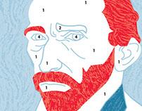 Reinventing Van Gogh poster