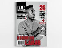 F.A.M.E Magazine