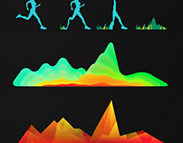 Nike+ 2013 Visual Concepts