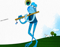 BLUE FROG CAMPAIGN