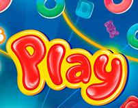 Gomas Play, Tab facebook productos.