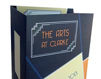 Arts at Clarke Brochure