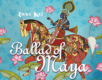 Music Album - Ballad of Maya by Ricky Kej