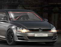 VW Golf VII Race Edition