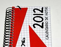 Calendario de notas