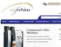Coffechino Magento Project