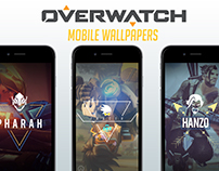 Overwatch Mobile Wallpapers