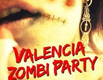 Valencia Zombi Party 2012