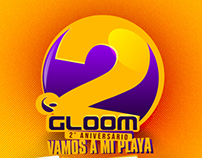 Gloom Events - 2nd Birthday