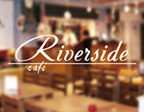 Riverside cafe menu