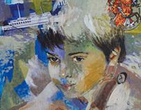 Portrait for Su & Doğu