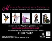 Masters Performing Arts