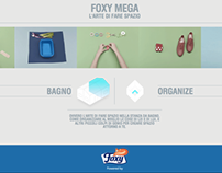 FOXY MEGA - The Art of Making Room
