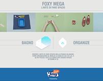 FOXY MEGA - The Art of Making Room