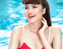[Chụp Ảnh Quảng Cáo] Sunplay Advertising on F-Magazine