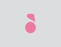 Dimitra  |  Logo & Baptism Invitation