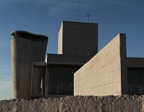 Cité radieuse, Le Corbusier / Marseille
