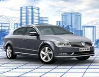 VW - Passat Bluemotion
