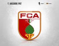 FC Augsburg | logo redesign