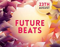 Future Beats Flyer