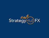 StrategyHubFX : corporate identity design