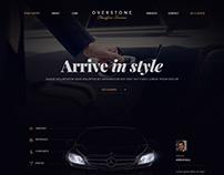 Chauffeur web design