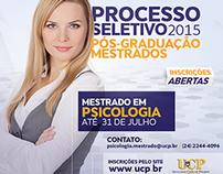UCP - Universidade Católica de Petrópolis | Webcards