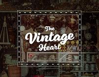 The Vintage Heart - Branding