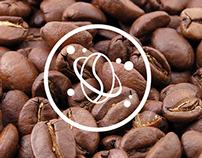 App Graphic Design - Coffee Dashboard
