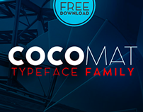 Cocomat Typeface Family