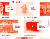 HIAX 9 Exhibition