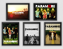 Paramore Poster