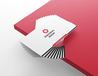 Modern business card design vol.3