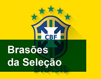 Brazilian  Football Crests