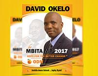 Kenyan Political Campaign Flyers