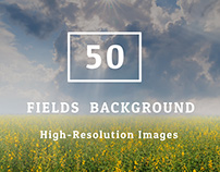 50 Fields background
