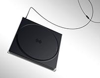 RENDERWEEKLY/ Portable Cd Player