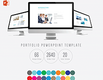 Portfolio PowerPoint / Keynote Presentation Template