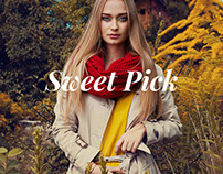 Sweet Pick | Modern E-commerce Website