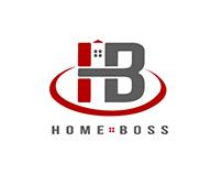 Logo design for Home Boss