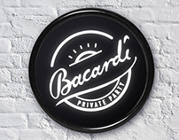 Bacardi (Day) Private Party Logo
