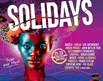 Solidays 2019 - Missions de Consulting