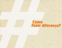 Como fazer diferença?