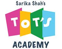 Tot's Academy Brand Identity