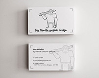 BIg Friendly Graphic Design - Branding