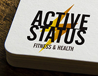 Logo Design // Active Status
