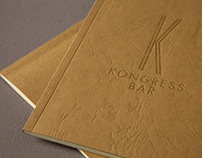 Kongress Bar – Corporate Design